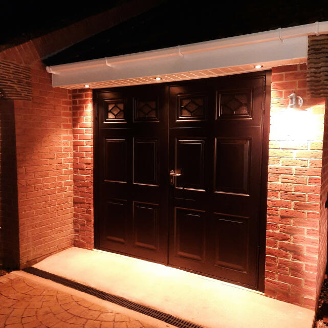 Arridge Garage Doors 5 star review on 30th November 2020