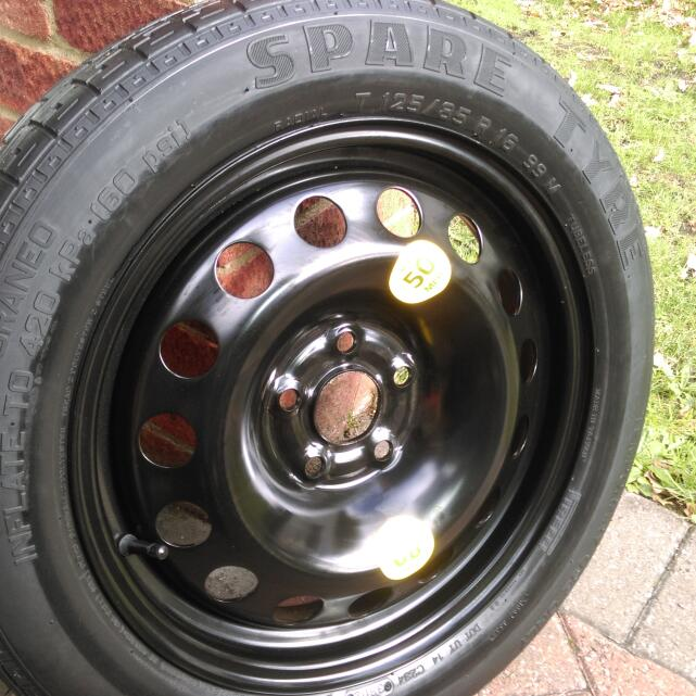 Promotor Direct LTD - thewheelshop.co.uk 5 star review on 6th October 2020