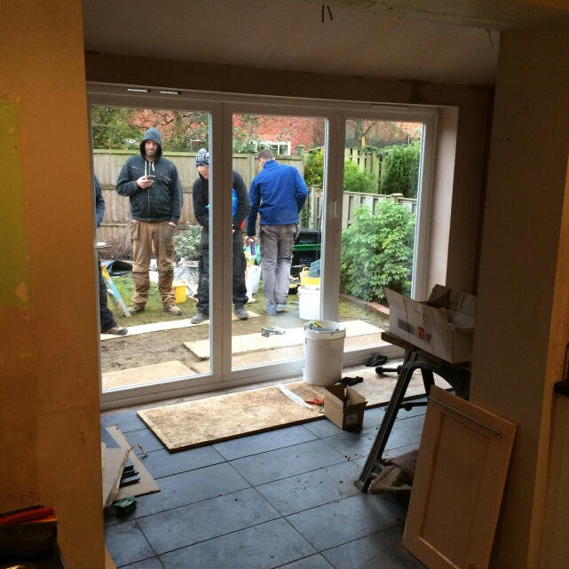 Shire Doors Ltd 5 star review on 19th January 2017