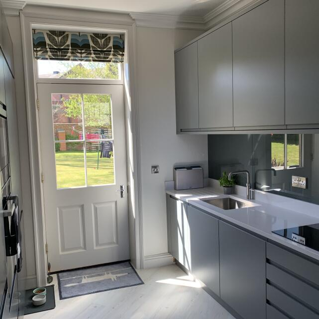 Statement Kitchens 5 star review on 4th May 2021