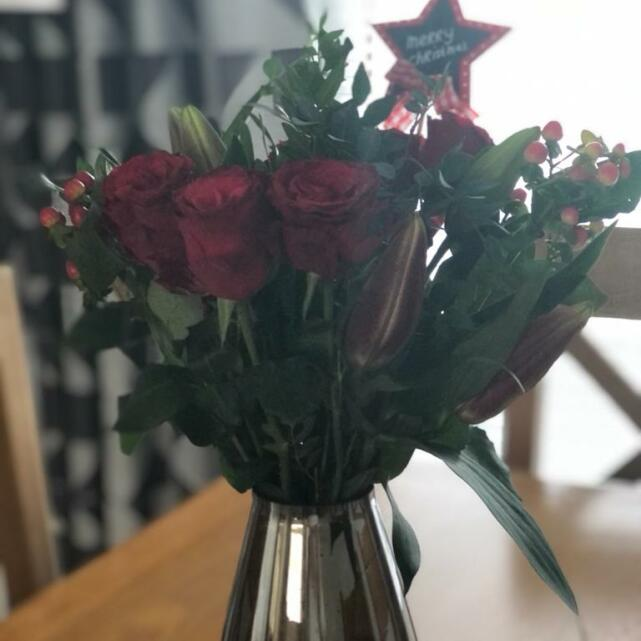 B&M Flowers 5 star review on 3rd December 2020