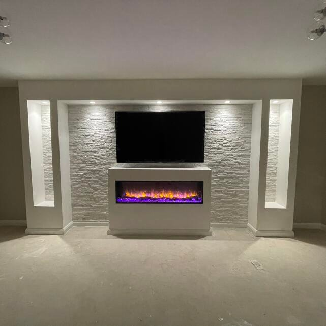 The Fireplace Company 5 star review on 14th April 2021