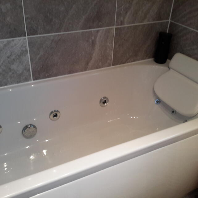 The Whirlpool Bath Shop 5 star review on 16th February 2020