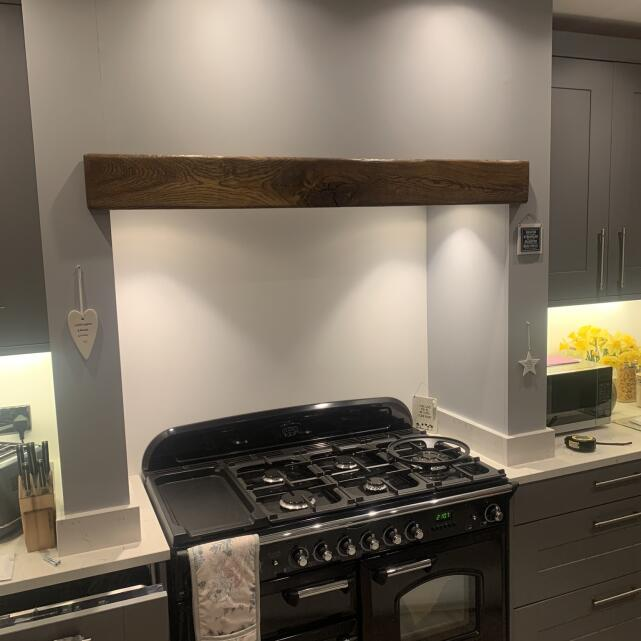 Traditional Beams 5 star review on 23rd March 2020