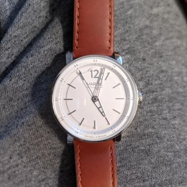 Marloe Watch Company  5 star review on 14th October 2020