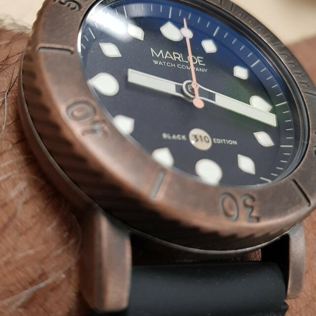 Marloe Watch Company  5 star review on 19th October 2020