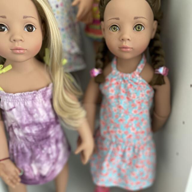 My Doll Best Friend Ltd 5 star review on 19th July 2021