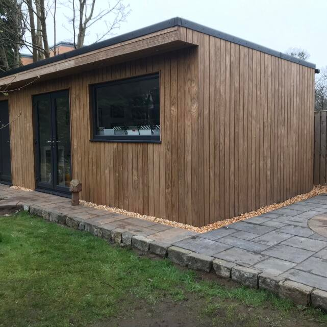 Outdoor Building Group 5 star review on 27th March 2020