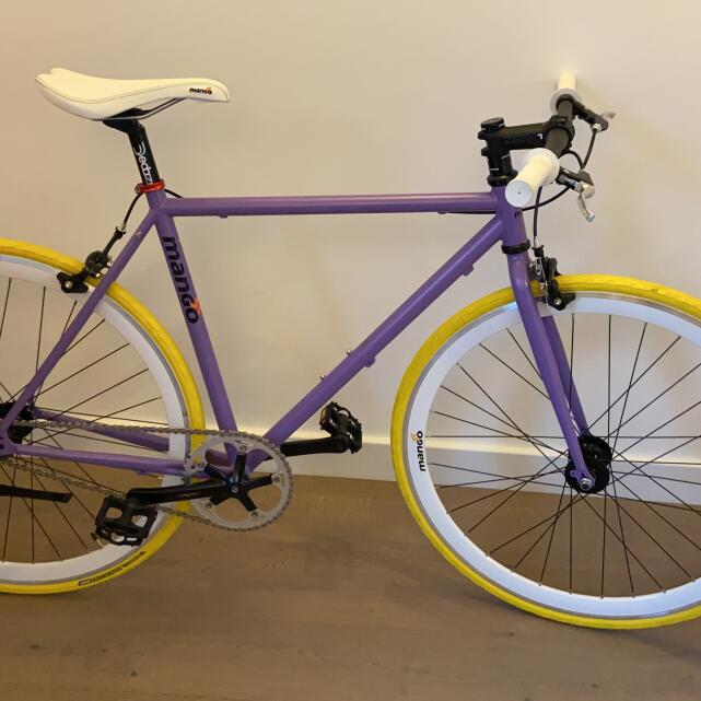 Mango Bikes 3 star review on 7th September 2020