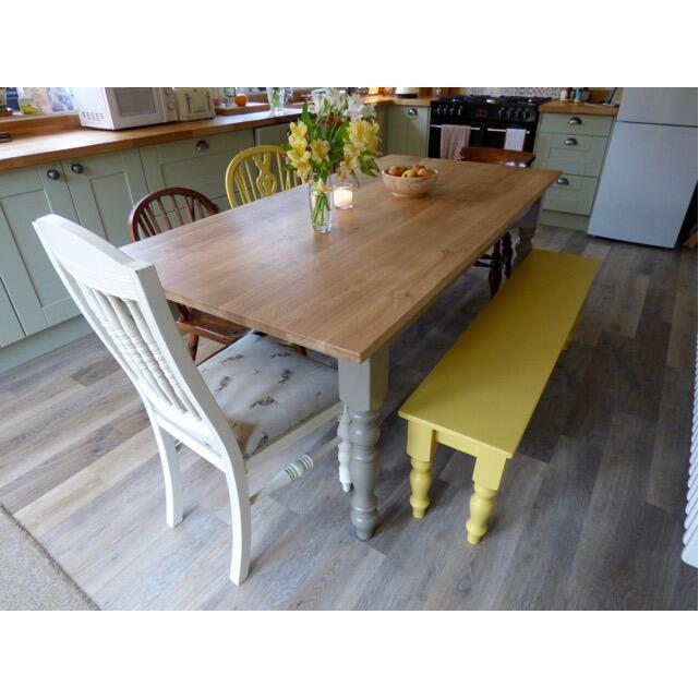 Farmhouse Table Company 5 star review on 15th February 2021