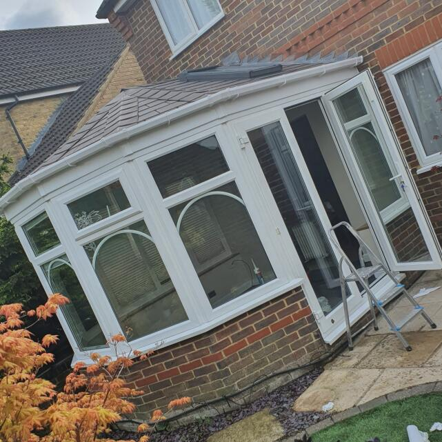 Tiled Roof Conservatories 4 star review on 13th May 2021