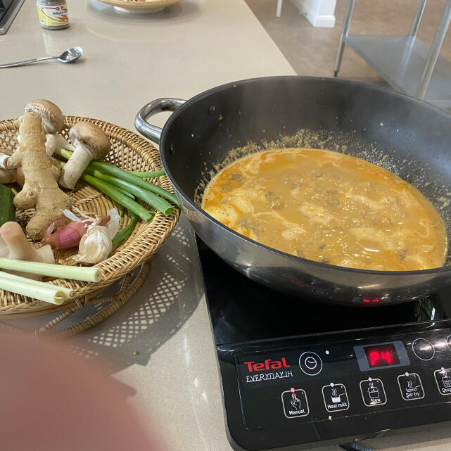 Paya Thai Cooking 5 star review on 2nd July 2021