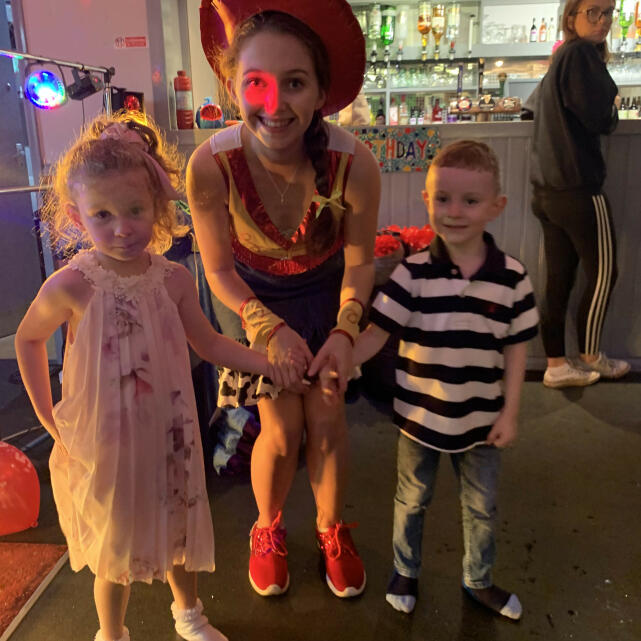 Happy Kinder Parties 5 star review on 2nd October 2021