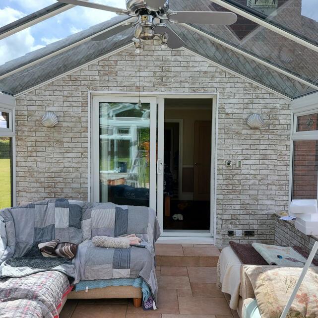 Rotherham Building Plastics Ltd 5 star review on 24th June 2021