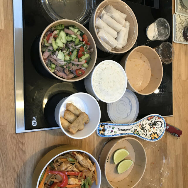 Paya Thai Cooking 5 star review on 10th July 2021