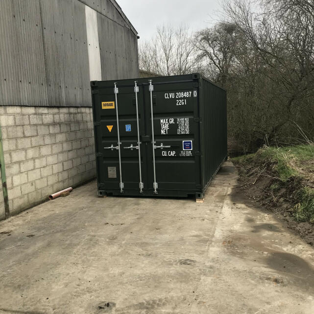Cleveland Containers 4 star review on 20th March 2021