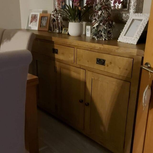 Chiltern Oak Furniture 5 star review on 15th January 2021
