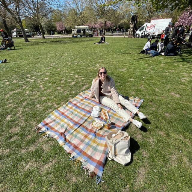 The Tartan Blanket Co. 5 star review on 25th April 2021