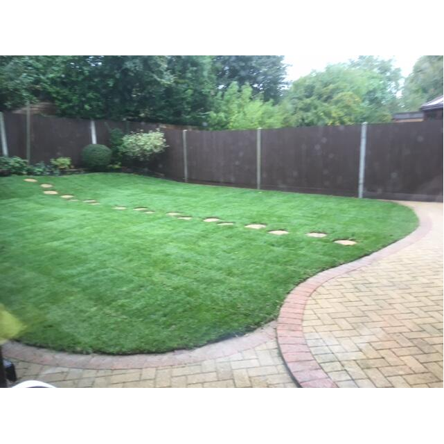 London Lawn Turf Company 5 star review on 7th October 2020