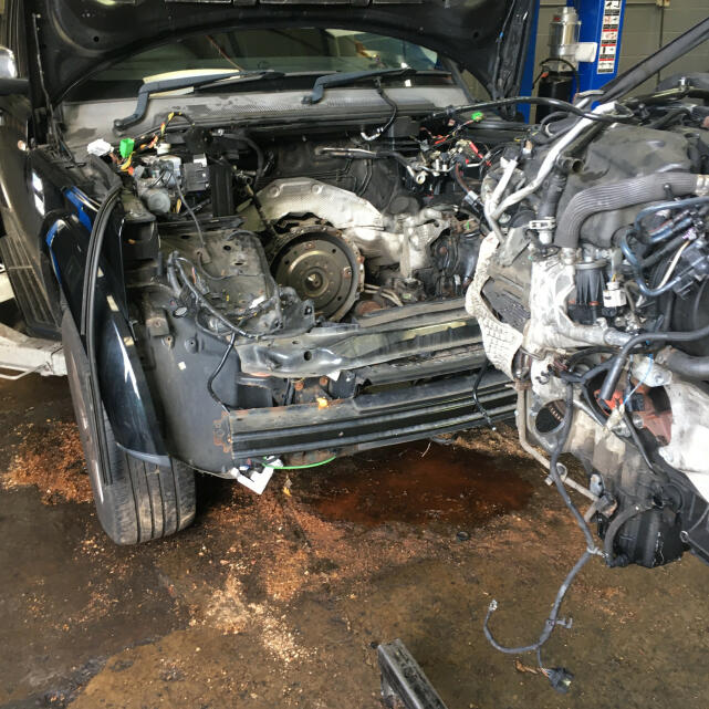 4X4 ENGINE REBUILDS 5 star review on 20th November 2020