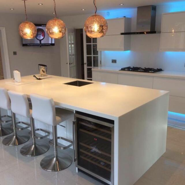 Seamless Solid Surfaces 5 star review on 21st June 2018