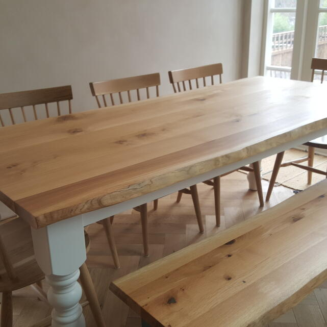 Farmhouse Table Company 5 star review on 21st February 2021