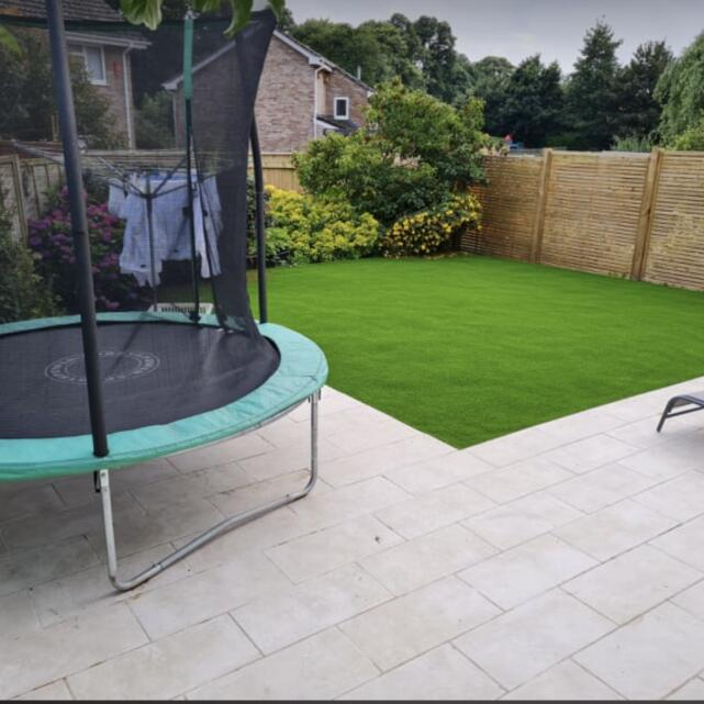 LazyLawn 5 star review on 20th July 2021