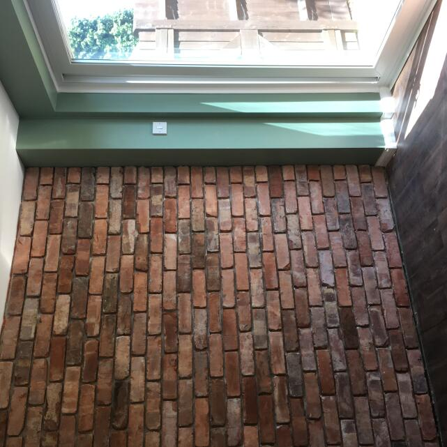 Reclaimed Brick-Tile 5 star review on 13th August 2018