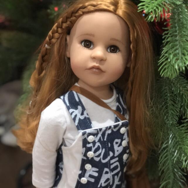 My Doll Best Friend Ltd 5 star review on 22nd July 2021