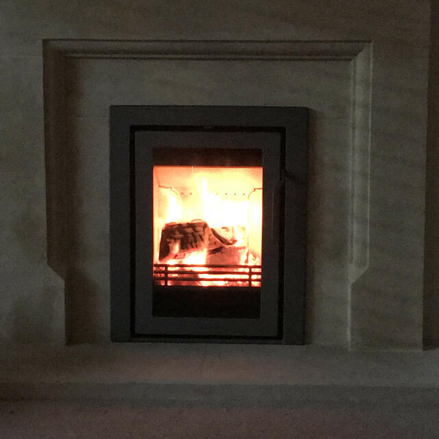 Manor House Fireplaces 5 star review on 8th May 2021