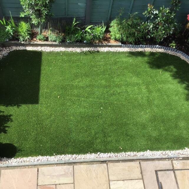 LazyLawn 5 star review on 27th July 2021