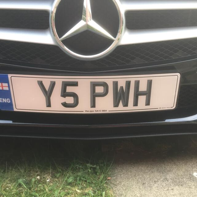 The Private Plate Co. 5 star review on 31st March 2019