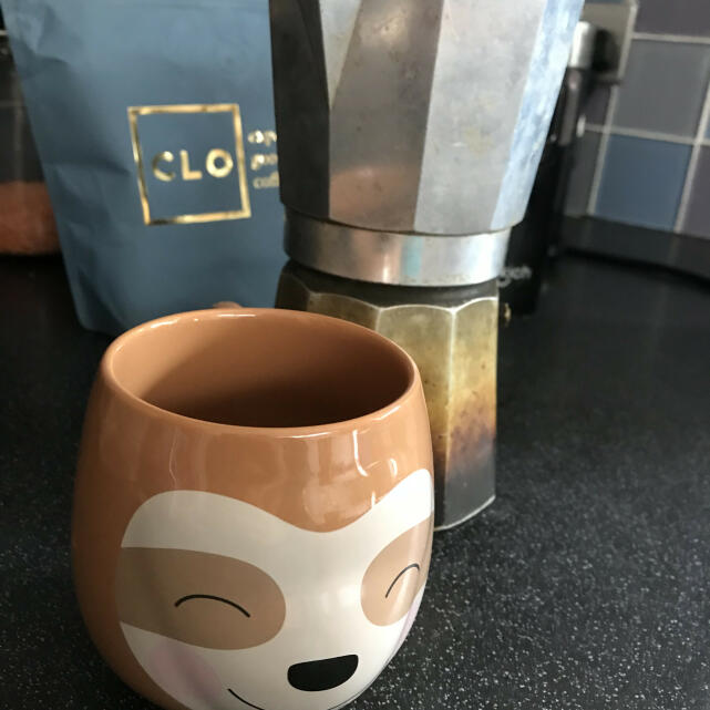 CLO Coffee 5 star review on 4th December 2020