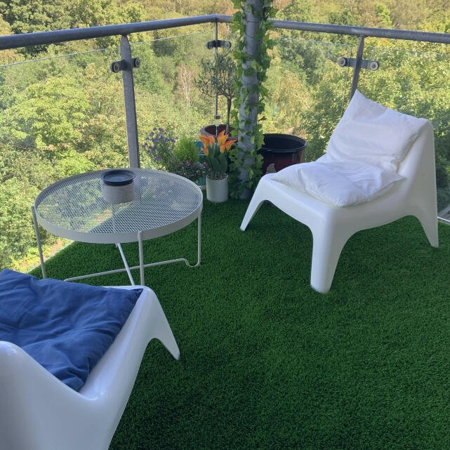 LazyLawn 5 star review on 31st July 2020