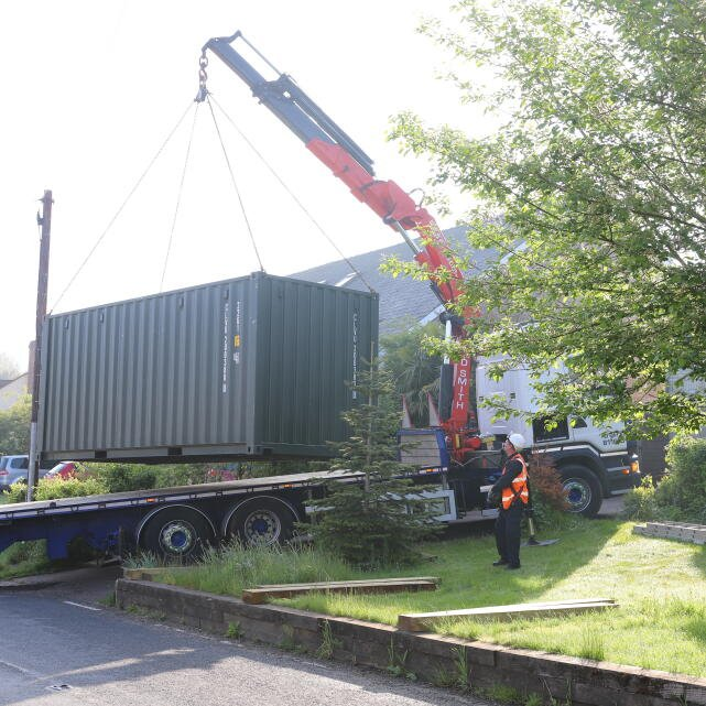 Cleveland Containers 4 star review on 1st June 2021