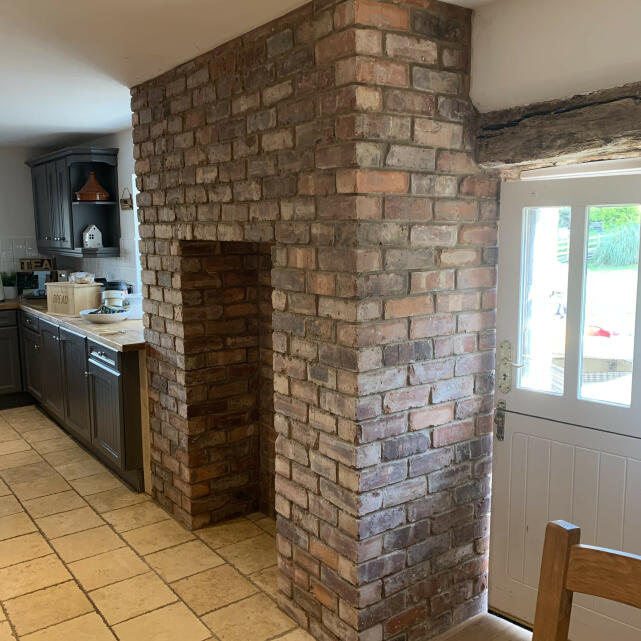 Reclaimed Brick-Tile 5 star review on 11th May 2020