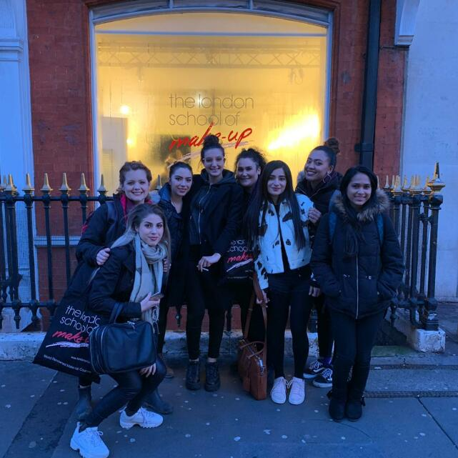 The London School of Make-up 5 star review on 17th January 2020