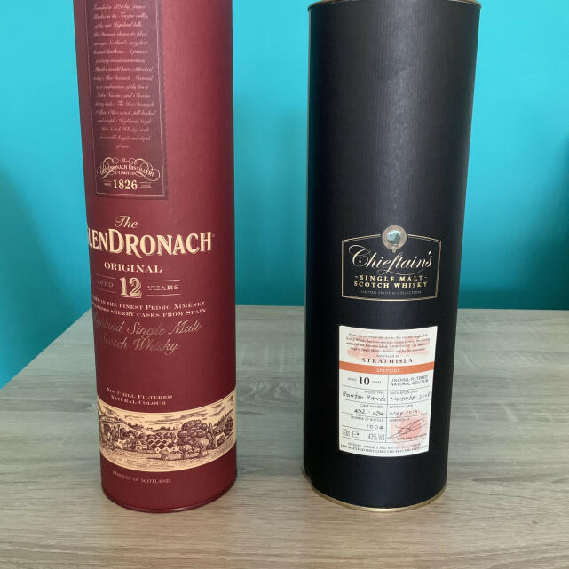 Hard To Find Whisky 4 star review on 20th May 2020
