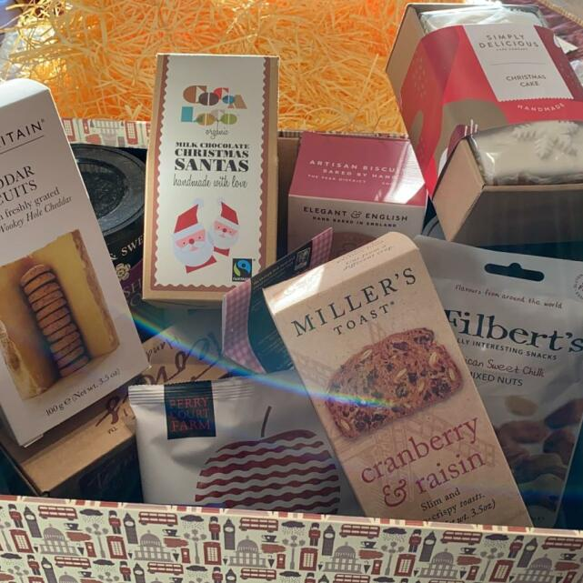 The British Hamper Company 5 star review on 8th January 2021
