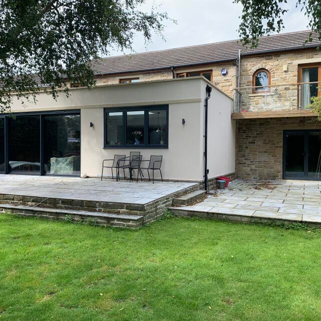 Express Bi-Folding Doors Leeds 5 star review on 21st August 2019