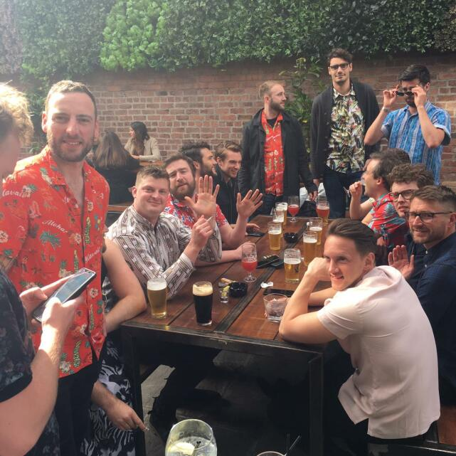 Hangover Weekends 5 star review on 22nd May 2019