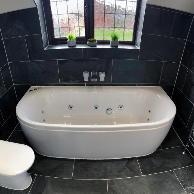 The Whirlpool Bath Shop 5 star review on 24th May 2021