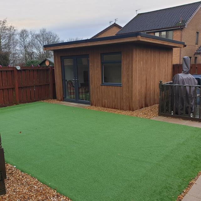 Outdoor Building Group 5 star review on 24th December 2019