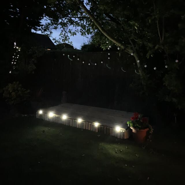 Lights4fun 4 star review on 2nd June 2019