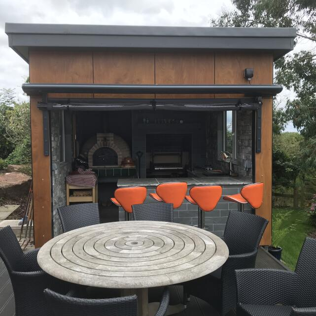 Fuego Wood Fired Ovens 5 star review on 20th August 2021
