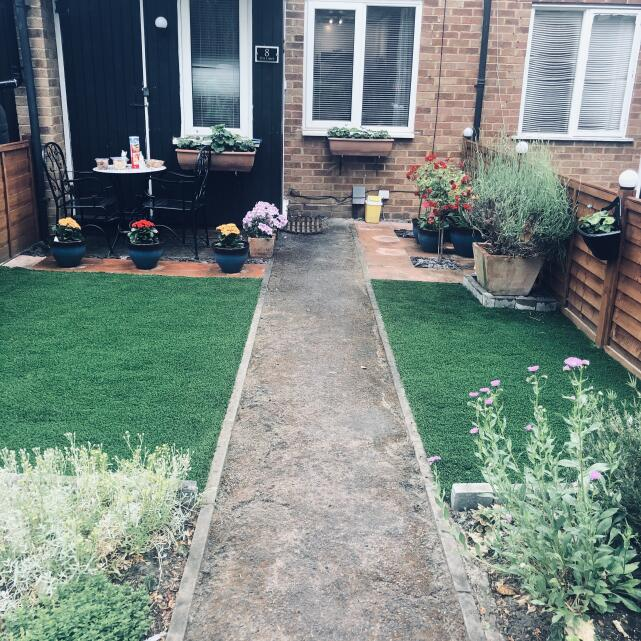 LazyLawn 5 star review on 3rd July 2020