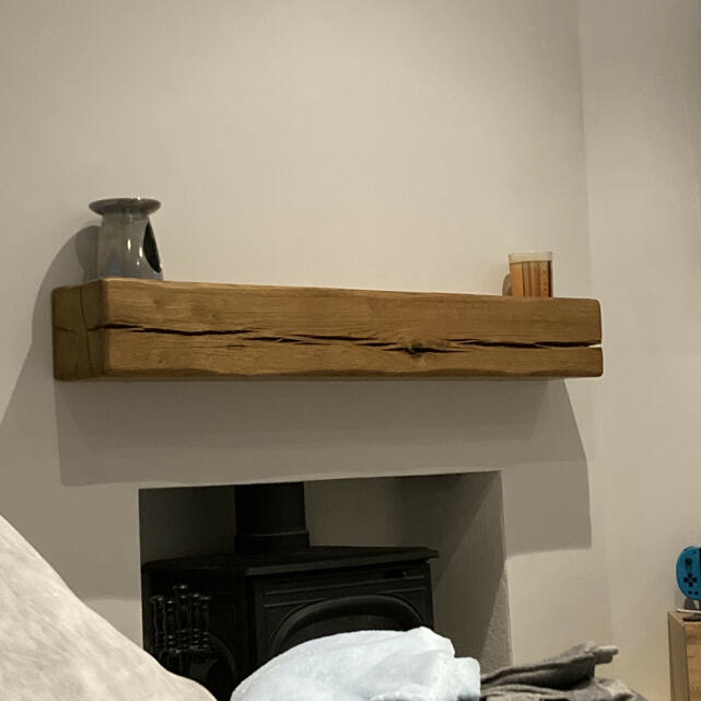 Traditional Beams 5 star review on 12th January 2021