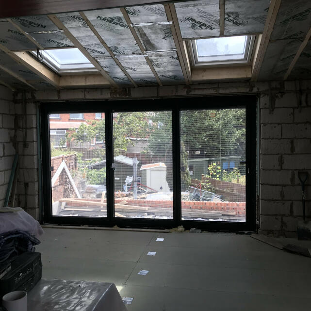 Express Bi-Folding Doors Leeds 4 star review on 19th July 2018
