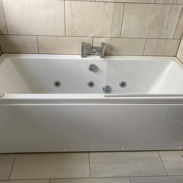 The Whirlpool Bath Shop 5 star review on 13th May 2021