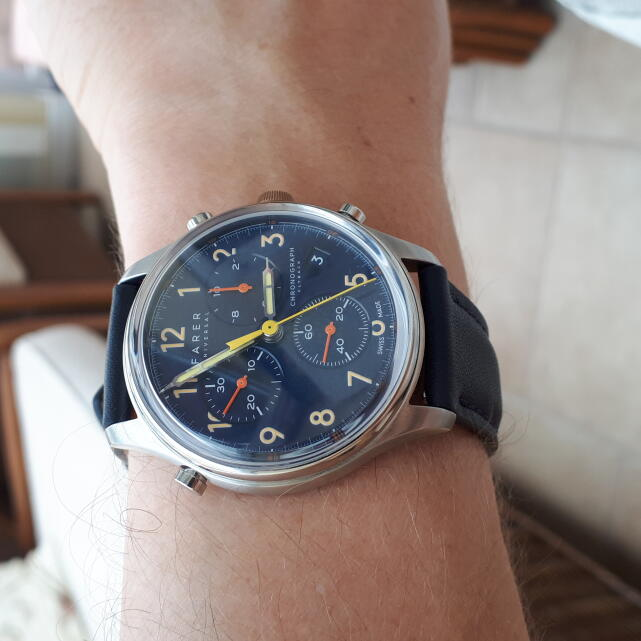 Farer 5 star review on 21st July 2019